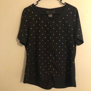 Kardashian Kollection blouse.